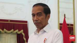 Jokowi Lebaran di Jakarta, Gelar Open House Istana