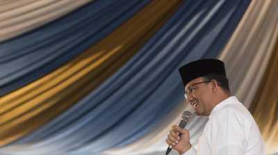 Traveloka Menyangkal Pendirinya Walk Out saat Pidato Anies