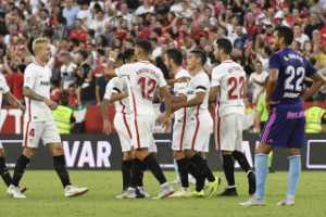 Hasil dan klasemen Liga Spanyol, Sevilla ambil alih posisi puncak