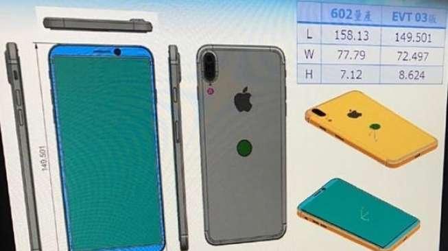 Bocoran Desain iPhone 8 di Dunia Maya Bikin Kecewa