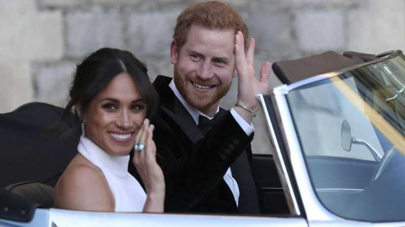 Pangeran Harry dan Meghan Markle Bakal Boyong Bayi ke Afrika