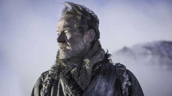 Bocoran Akhir Cerita Game of Thrones dari Ser Jorah