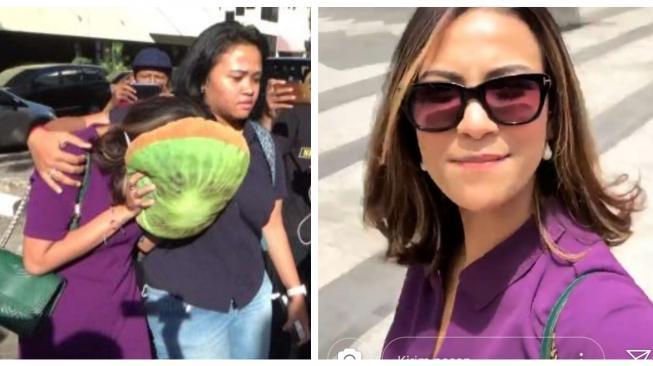 Ditangkap saat Bersetubuh, Vanessa Angel Dibooking Pengusaha Surabaya