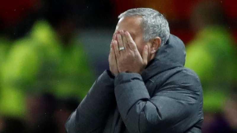 Catatan Minor Mourinho Bersama Manchester United