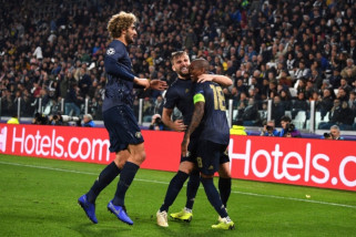 Kemenangan Manchester United Perketat Perburuan Tiket 16 Besar