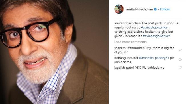 Amitabh Bachchan Keluhkan Samsung Galaxy S9 Miliknya Eror di Twitter