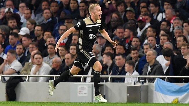 5 Fakta Menarik Kemenangan Ajax di Markas Tottenham