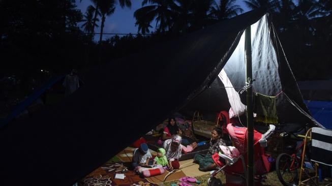 Korban Gempa Lombok Terus Bertambah, BNPB: 392 Orang Meninggal