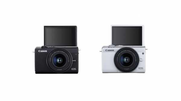 Canon EOS M200 Meluncur, Kamera Mirrorless untuk Pemula