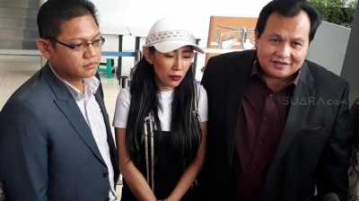 Berkali-kali Dapat Ancaman Pembunuhan, Dewi Sanca Lapor Polisi