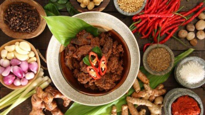 Enaknyo! Resep Rendang Daging Khas Minang Rasa Original untuk Idul Adha