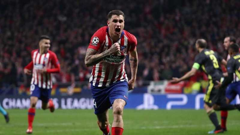 Juventus Menyerah 0-2 di Markas Atletico Madrid