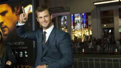 Chris Hemsworth Nyaris Menolak Peran Thor