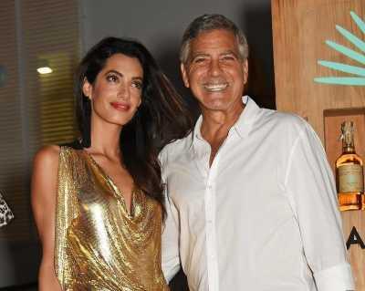 Nama Anak Kembar George & Amal Clooney