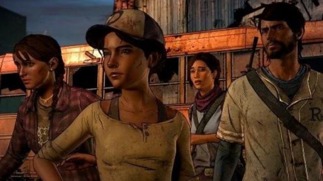 Tinggalkan Steam, The Walking Dead Pindah ke Epic Games Store