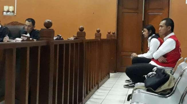 Terlihat Kecewa Sidangnya Ditunda, Ello Dapat Pesan dari Hakim