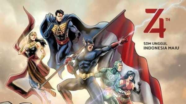 Catat! Ini 7 Film Superhero Asli Indonesia yang Bakal Digarap