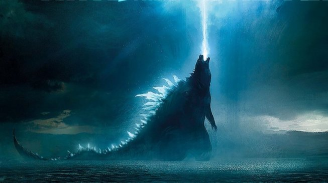Godzilla Rebut Posisi Aladdin dari Puncak Box Office