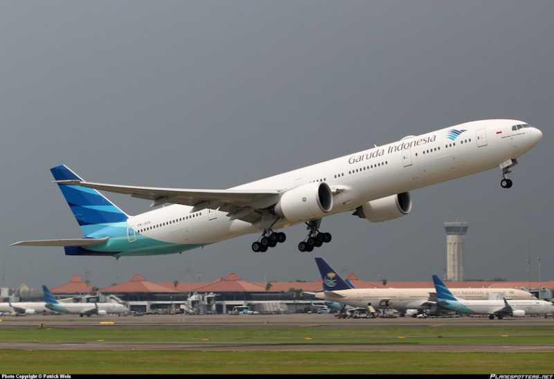 Hore! Garuda Beri Diskon 80% di Travel Fair