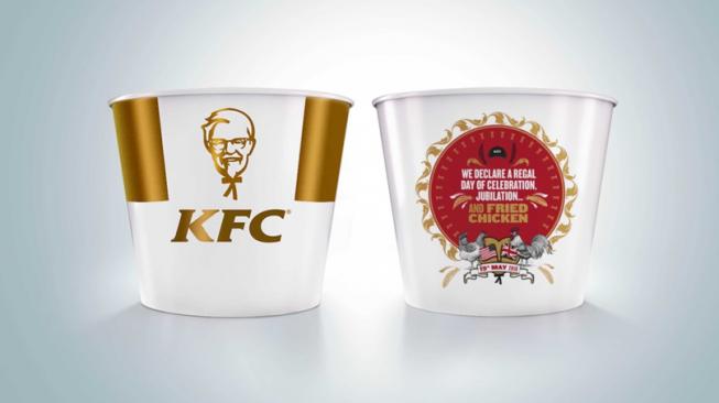 Dinamai Seperti Pendiri KFC, Bayi ini Didanai Rp 162 Juta !