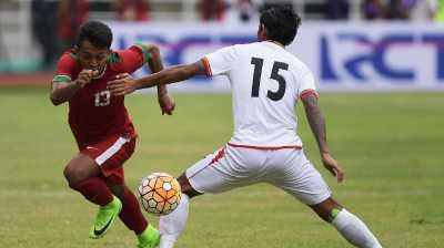 Indonesia vs Thailand, Kecepatan Garuda Muda Ditakuti