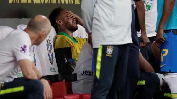 Neymar Resmi Absen di Copa America 2019