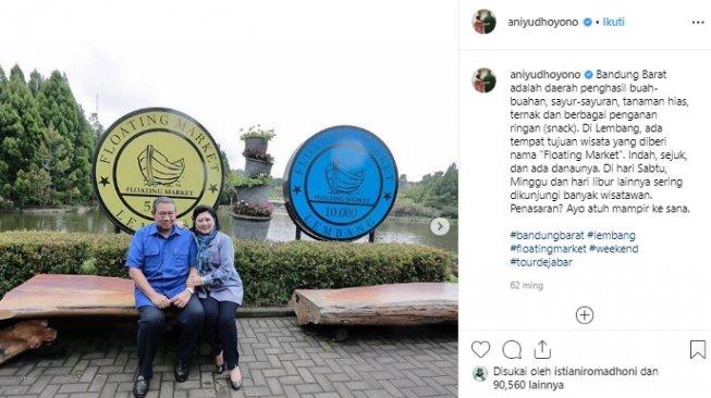 Ani Yudhoyono Demam Tinggi Sebelum Meninggal, Ternyata Ini Tanda Kondisi Serius!