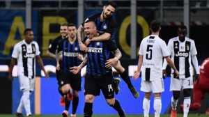 Derby dItalia, Inter vs Juventus Berakhir Sama Kuat