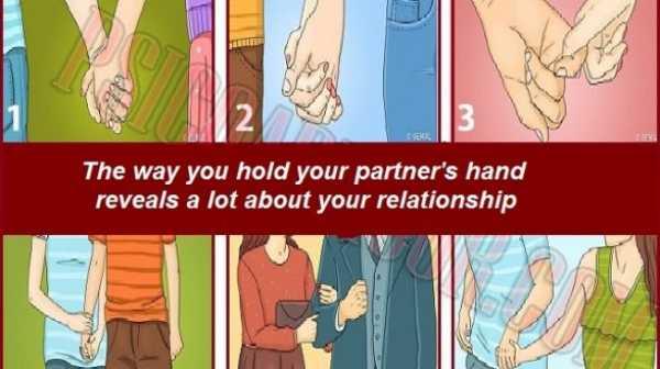 Tes Kepribadian : Cara Bergandengan Tangan Ungkap Arti Hubungan Anda
