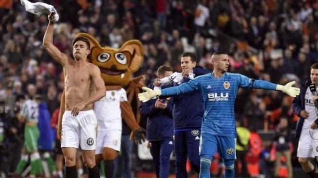 Bungkam Real Betis, Valencia Tantang Barcelona di Final Copa del Rey