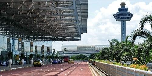 Changi Airport Jadi Bandara Terbaik di Dunia