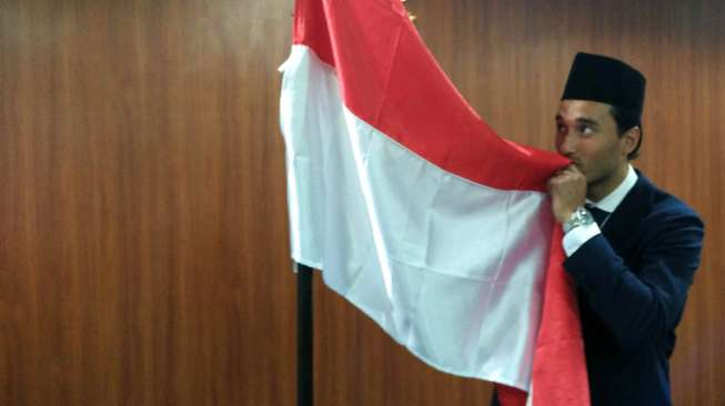 Indra: Ezra Walian Bukan Pemain Naturalisasi Lagi, Dia Anak Indonesia
