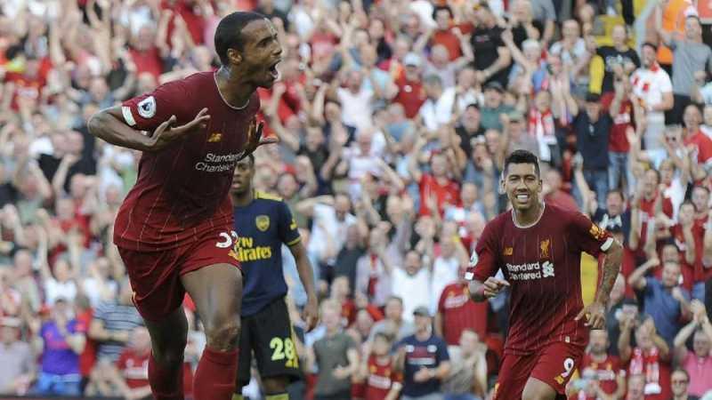7 Fakta Menarik Usai Liverpool Bungkam Arsenal
