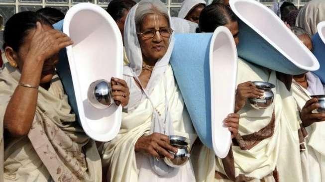 Kocak, Gara-gara Toilet Perempuan Ini Ceraikan Suaminya
