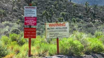 Festival Geruduk Pangkalan Alien Area 51 Dibatalkan