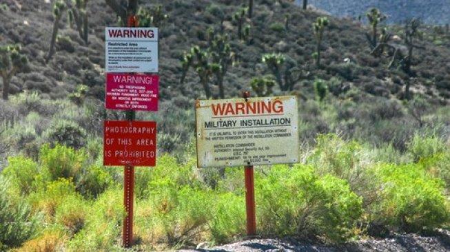 Persiapan Kacau, Festival Geruduk Pangkalan Alien Area 51 Dibatalkan