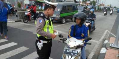 Polisi akan Razia Kendaraan yang Nunggak Pajak