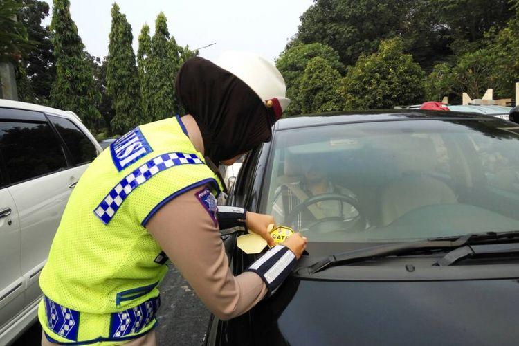 Hati-hati, Polisi Gelar Razia Kendaraan Pajak Mati Siang Ini