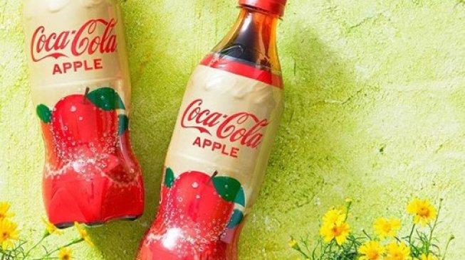 Coca Cola Rasa Apel, Enak?