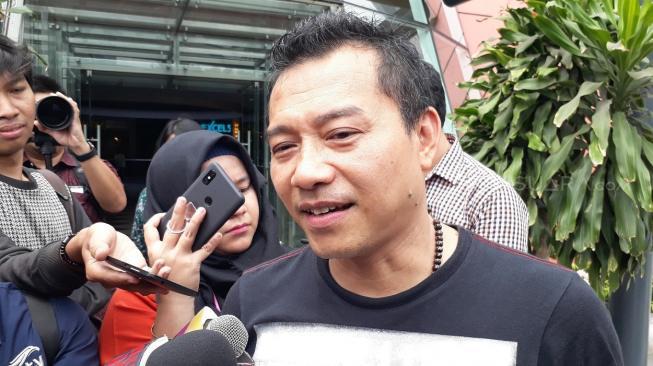 Ashanty Penasaran Capres Pilihan Anang Hermansyah