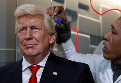 Surat Sakti Trump Cairkan Hubungan AS-China