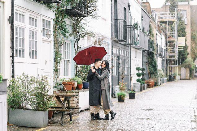 Rumah Warna–warni Impian Instagrammer! Serunya Hangout di Notting Hill London