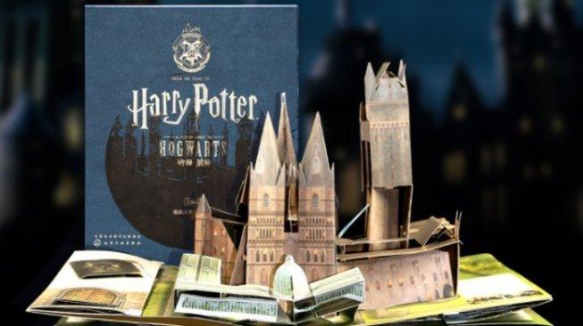 Wow, Xiaomi Rilis Buku Harry Potter 3D