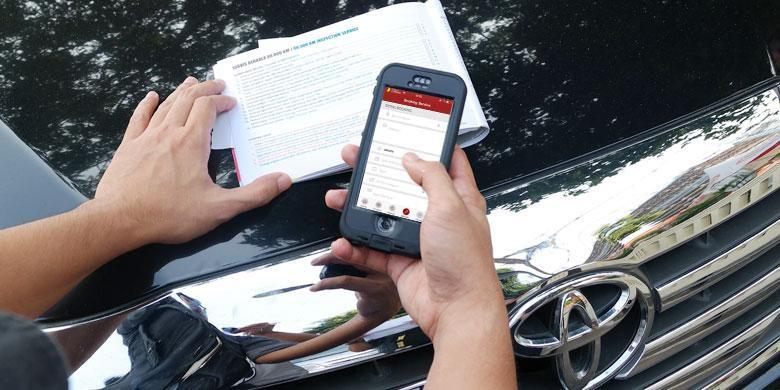 Toyota Pelajari Jualan Mobil Baru 'Online'