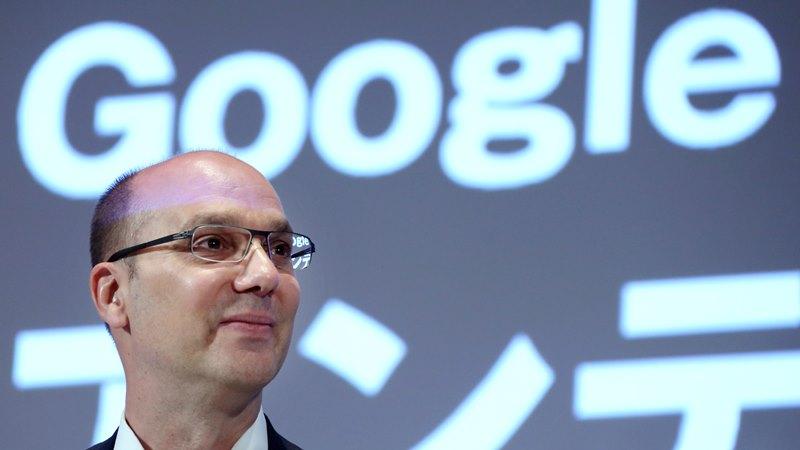 Google Lindungi Skandal Seks Bapak Android?