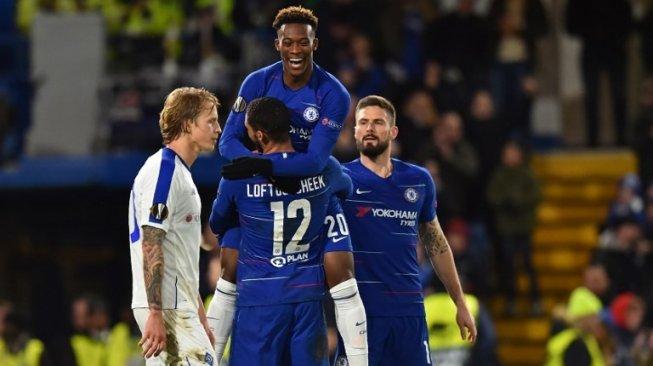 Hasil Liga Europa Malam Ini: Arsenal Kandas, Chelsea Menang Telak