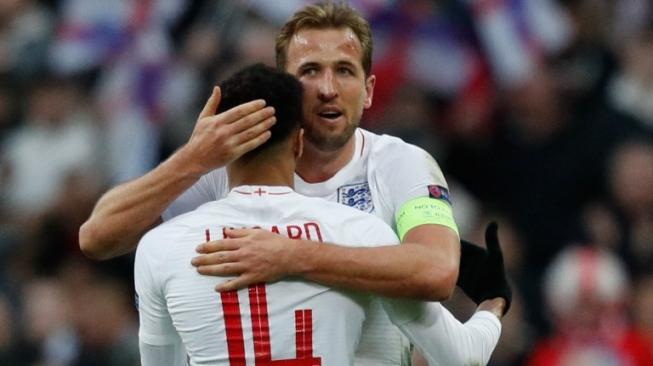 Kualifikasi Piala Eropa 2020: Hat-trick Kane Bawa Inggris Gulung Bulgaria