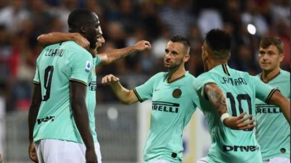 Inter Milan Taklukkan Cagliari, Romelu Lukaku Cetak Gol Lagi