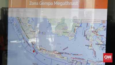 Penjelasan BMKG Soal Isu Megathrust Penanda Gempa Besar