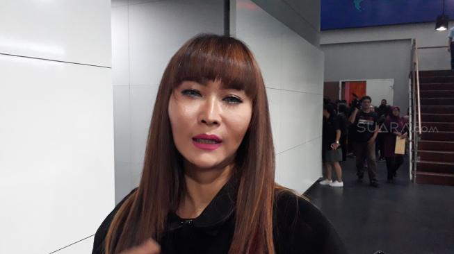 Soal Rhoma Irama, Inul Daratista : No Comment, Malas!